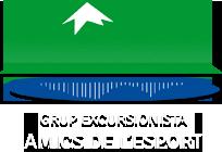 Grup Excursionista Amics de l'Esport  - logo
