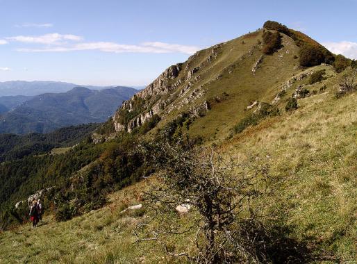 Ascenció al Puig de Comanegra des de Beget (2013)